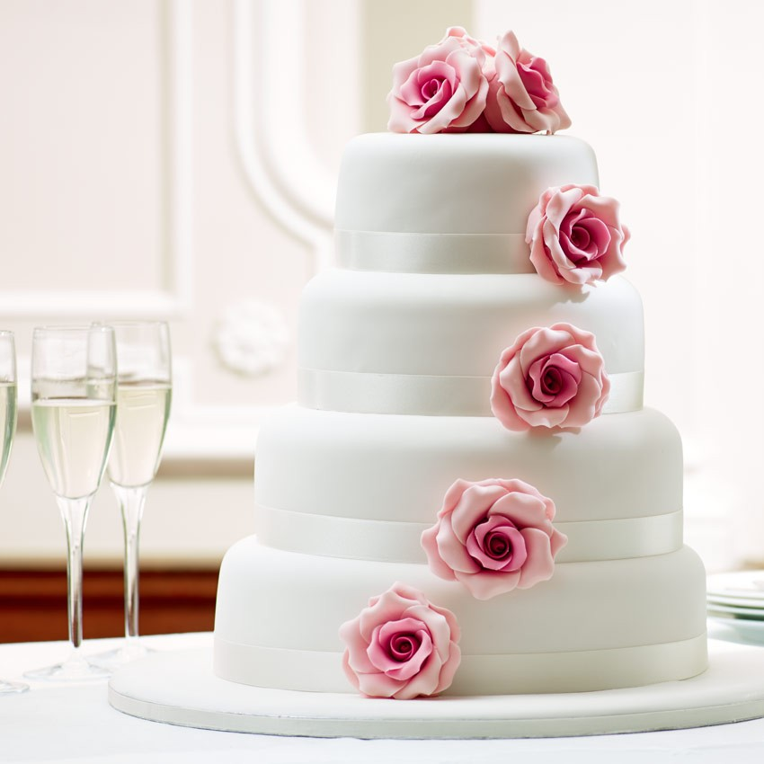 Wedding Cake Need Not Be Plain It Needs More And Flavors With Lots Of Decorations There Are Many Delicious Creative Ways To Have Your