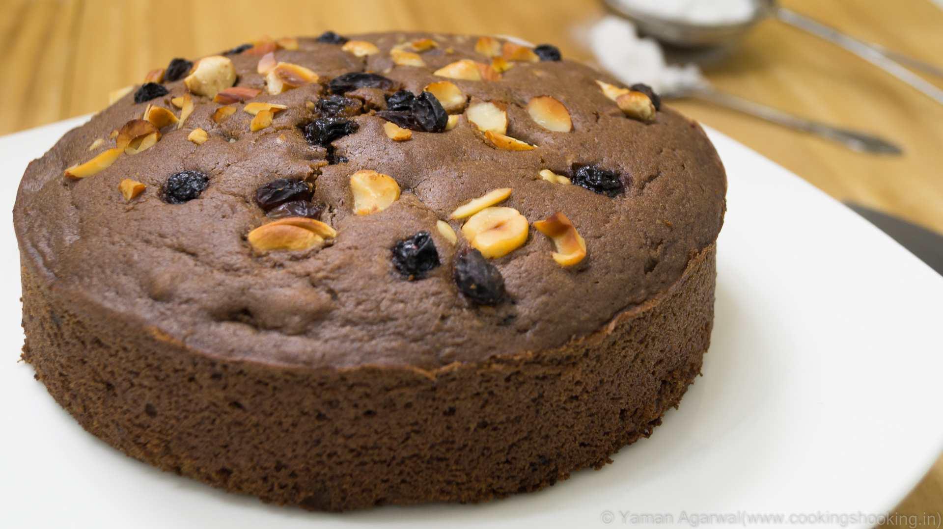 Choco-Nuts-Cake