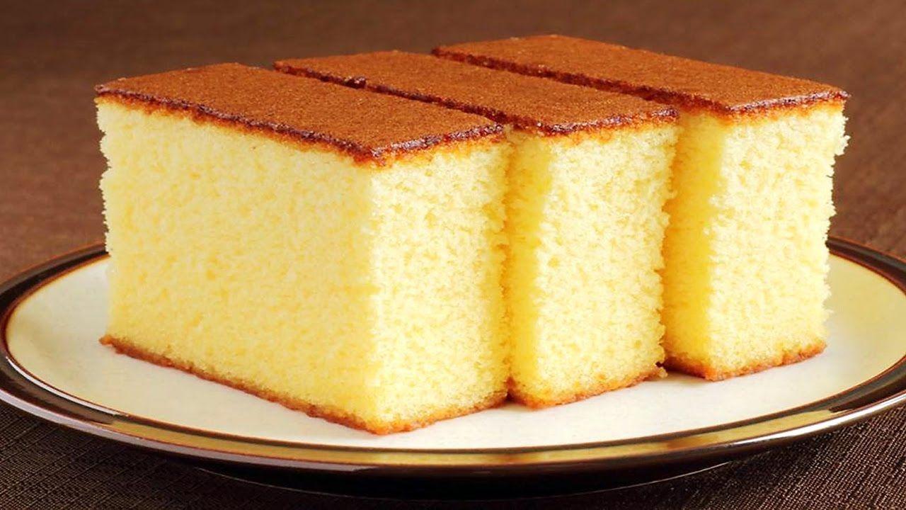 vanilla-butter-cake