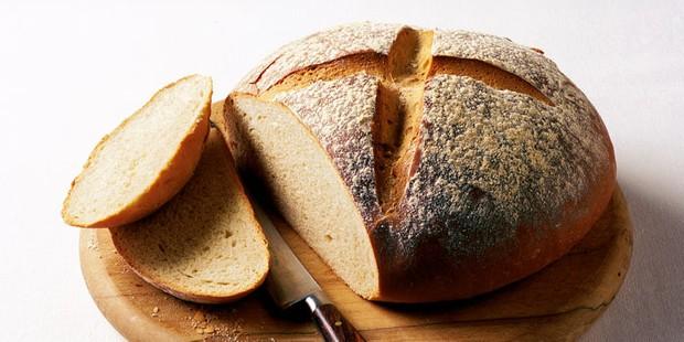 Bread Making Process